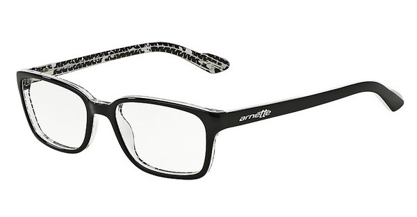 Arnette AN7036 1099 TOP BLACK ON WHITE