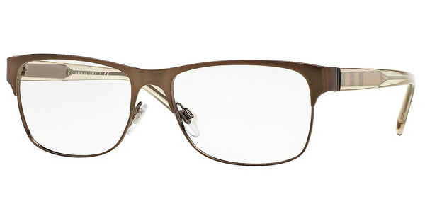 Burberry BE1289 1212 BRUSHED BROWN