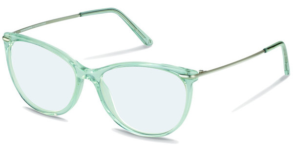 Claudia Schiffer C4008 C transparent blue green, palladium