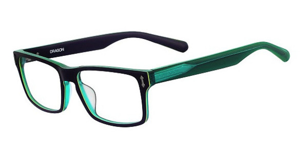 Dragon DR151 CLIFF 340 NAVY/GREEN
