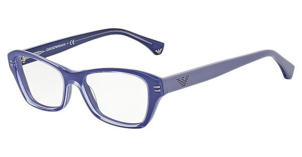 Emporio Armani EA3032 5225 TRANSPARENT LILAC ON LILAC