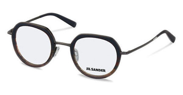 Jil Sander J2003 B Red Gradient