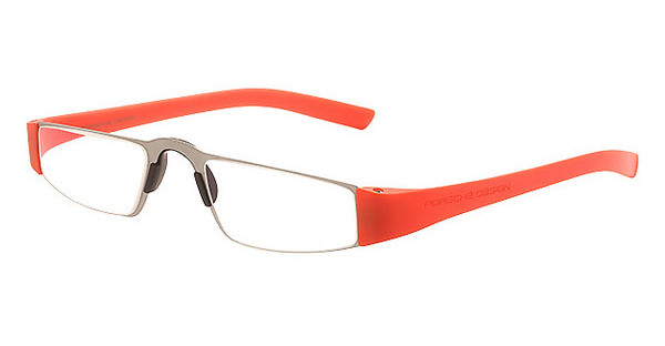 Porsche Design   P8801 O D2.00 orange transparent