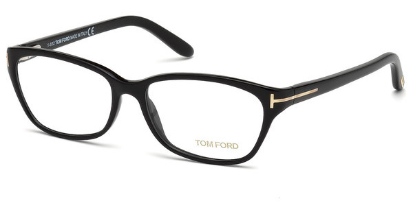 Tom Ford FT5142 001 schwarz glanz