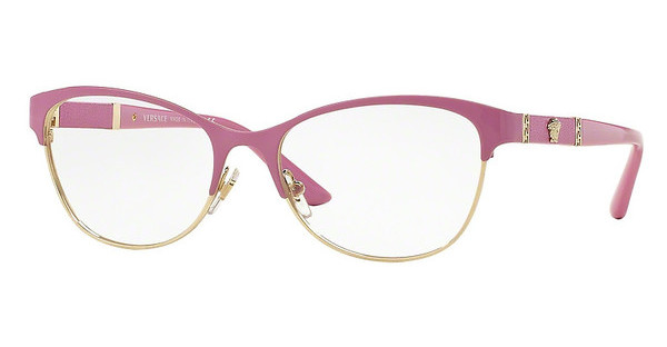 Versace VE1233Q 1368 LILAC/PALE GOLD