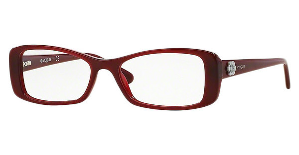 Vogue VO2970 2139 DARK BORDEAUX