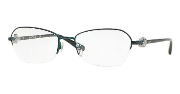 Vogue VO3944B 958S MATTE DARK GREEN