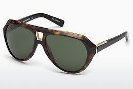 Ophthalmic Glasses Dsquared DQ0249 52N - Brown, Havanna