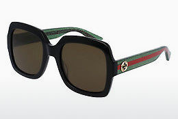 Ophthalmic Glasses Gucci GG0036S 002 - Black