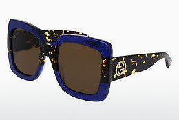 Ophthalmic Glasses Gucci GG0083S 003 - Blue