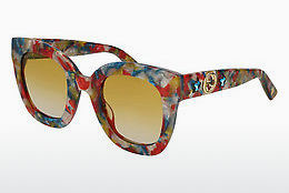 Ophthalmic Glasses Gucci GG0208S 006 - Blue, Red, Multi-coloured