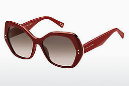 Zonnebril Marc Jacobs MARC 117/S OPE/K8 - Rood