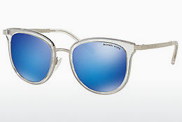 Ophthalmic Glasses Michael Kors ADRIANNA I (MK1010 110525) - Transparent, White, Silver