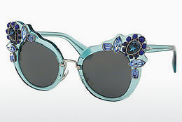 Ophthalmic Glasses Miu Miu MU 04SS VAA1A1 - Transparent, Blue