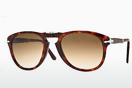 Ophthalmic Glasses Persol FOLDING (PO0714 24/51) - Brown, Havanna