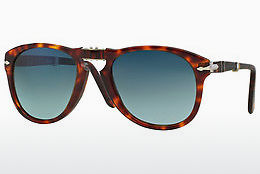 Ophthalmic Glasses Persol FOLDING (PO0714 24/S3) - Brown, Havanna