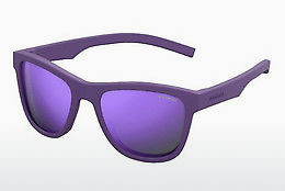 Ophthalmic Glasses Polaroid Kids PLD 8018/S 2Q1/MF - Purple