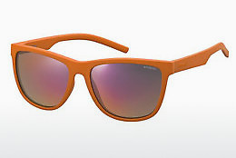 Ophthalmic Glasses Polaroid PLD 6014/S H0A/OZ - Orange