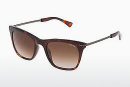 Ophthalmic Glasses Police SPL140 04AP - Brown, Havanna