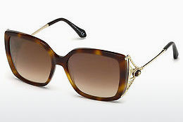 Ophthalmic Glasses Roberto Cavalli RC1058 52G - Brown, Dark, Havana