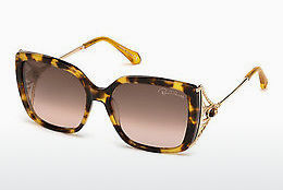 Ophthalmic Glasses Roberto Cavalli RC1058 53F - Havanna, Yellow, Blond, Brown