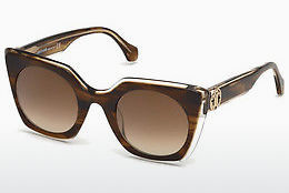 Ophthalmic Glasses Roberto Cavalli RC1068 56G - Havanna