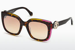 Ophthalmic Glasses Roberto Cavalli RC1069 56U - Havanna
