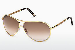 Zonnebril Tod's TO0008 28F - Goud