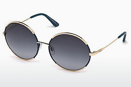 Zonnebril Tod's TO0186 28W - Goud