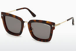 Ophthalmic Glasses Tom Ford FT0573 55A - Multi-coloured, Brown, Havanna