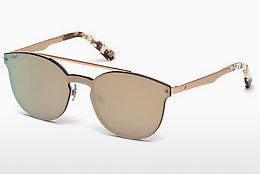 Ophthalmic Glasses Web Eyewear WE0190 34G - Bronze, Bright, Shiny