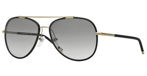 Burberry BE3078J 114511 GREY GRADIENTLIGHT GOLD/MATTE BLACK