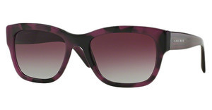Burberry BE4188 35484Q GREY GRADIENT DARK VIOLETSPOTTED VIOLET