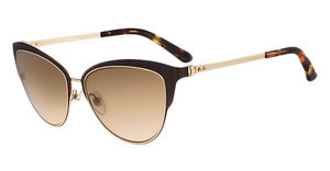 Calvin Klein CK8007S 223 BROWN