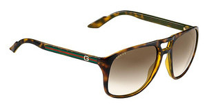 Gucci GG 1018/S 791/CC BROWN SFHAVANA (BROWN SF)