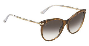 Gucci GG 3771/S HQX/JS BROWN SFREDHRN GD (BROWN SF)