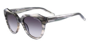 Karl Lagerfeld KL838S 084 STRIPED GREY