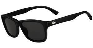 Lacoste L683S 001 BLACK/BROWN