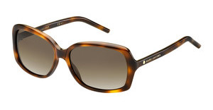 Marc Jacobs MARC 67/S 05L/LA BROWN SF PZHAVANA (BROWN SF PZ)