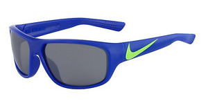 Nike NIKE MERCURIAL EV0887 407 GAME ROYAL/VOLT WITH GREY W/SILVER FLASH LENS LENS