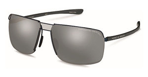 Porsche Design P8615 C mercury, silver mirroreddark blue