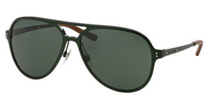 Ralph Lauren RL7049Q 929571 GREENMATTE DARK GREEN