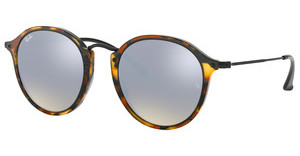 Ray-Ban RB2447 11579U GREY FLASH GRADIENTSPOTTED BLACK HAVANA