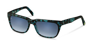 Rocco by Rodenstock RR309 G turquoise havana