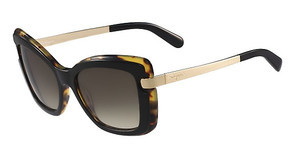 Salvatore Ferragamo SF814S 006 BLACK-HAVANA
