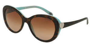 Tiffany TF4113 81343B BROWN GRADIENTHAVANA/BLUE