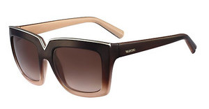 Valentino V674S 216 GRADIENT BROWN