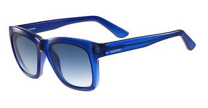 Valentino V725S 419 TRANSPARENT BLUE
