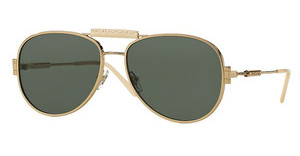 Versace VE2167Q 125271 GREY GREENPALE GOLD
