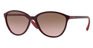 Vogue VO2940SM 229514 PINK GRADIENT BROWNTOP PURPLE/OPAL PINK